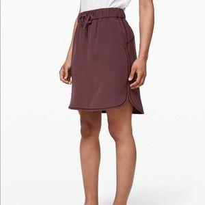 Lululemon on the fly skirt!